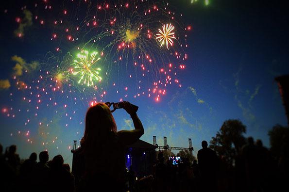 Праздник Гауи в Адажи