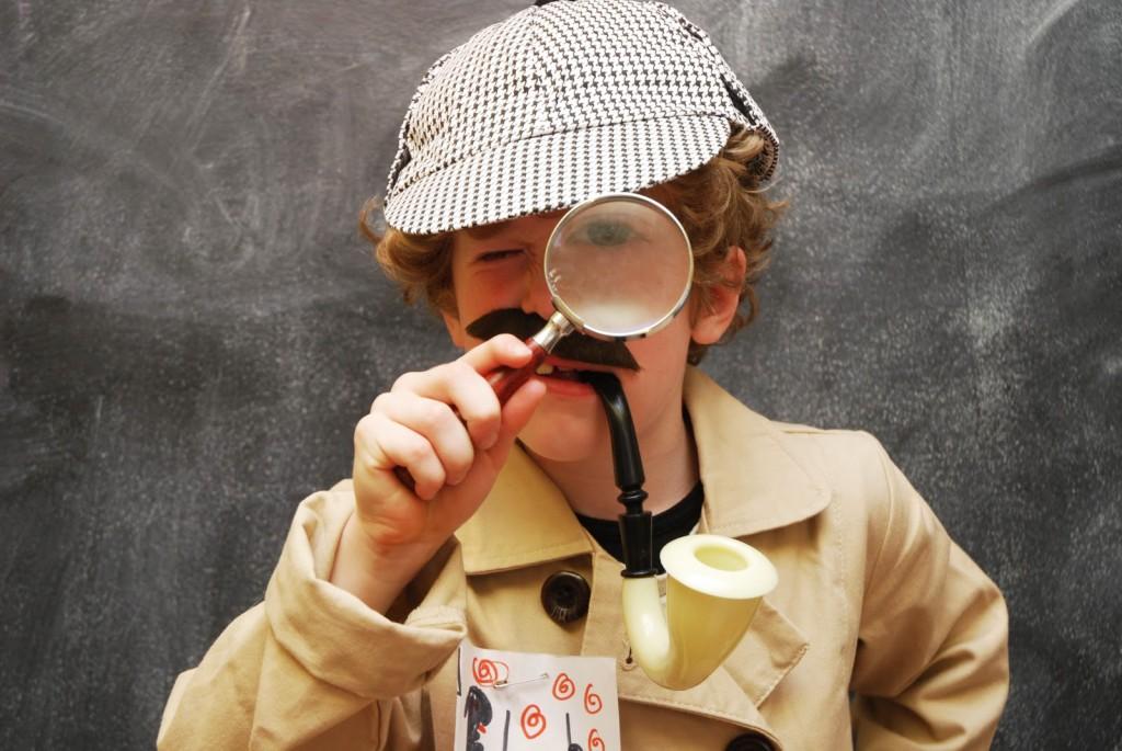 детективный лагерь